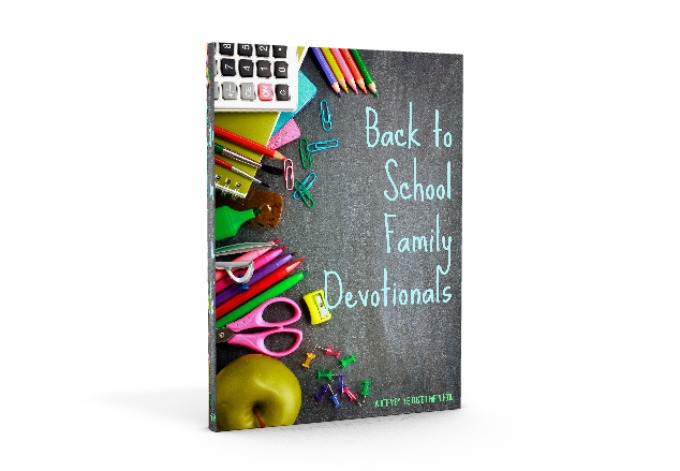 Back to School Family Devotional