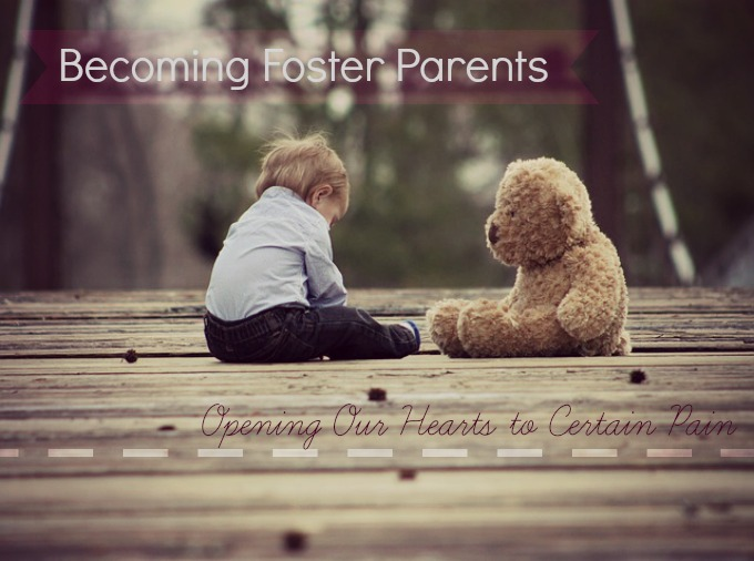 becoming foster parents