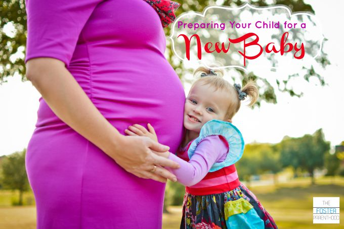 How do you prepare your child for a new baby? What can we do to help ease the transition?