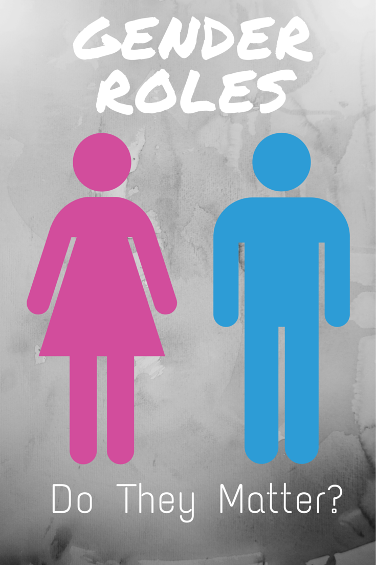 Do Gender Roles Matter?  Why?