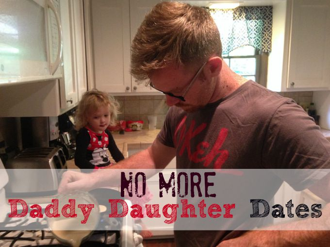 One dad's argument to ditch the daddy daughter dates.