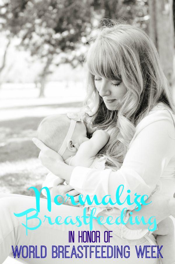 The humorous side of breastfeeding, in honor of world breastfeeding week