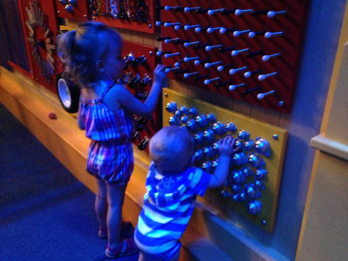 Family Fun Dates at the Oklahoma City Science Museum