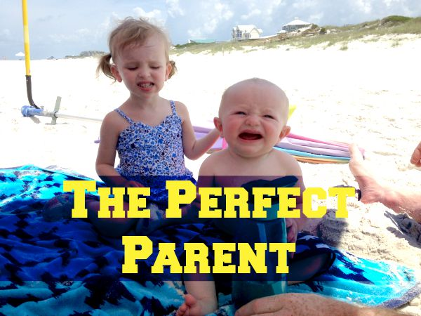 The Perfect Parent:how perfectionism hurts our relationship with our children.